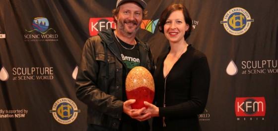 NSW artist takes home major sculpture award