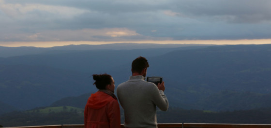 A Couples' Guide to the Blue Mountains