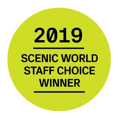 2019 Staff Choice Award